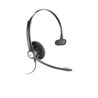 Product image of Plantronics Entera HW111N/A Mono Corded Headset with Noise-Cancelling Microphone