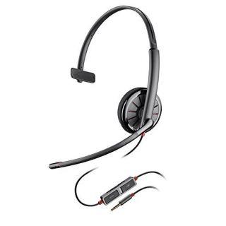 Product image of PLANTRONICS 205203-02 Blackwire C215 3.5mm Headset (Mono)