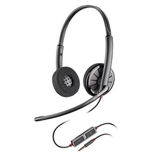 Product image of PLANTRONICS 205204-02 Blackwire C225 3.5mm Headset (Stereo)