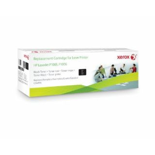 Product image of Xerox (Black) Replacement Toner Cartridge (Yield 1,500 Pages) for LJ Series P1005, P1006, P1007, P1008
