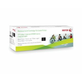 Product image of Xerox (Black) Replacement Toner Cartridge (Yield 3,500 Pages) for CLJ Series CP2025 , CM2320