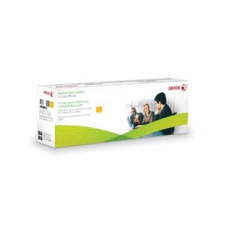 Product image of Xerox (Yellow) Replacement Toner Cartridge (Yield 21,000 Pages) for CLJ Series CP6015, CM6030, CM6040