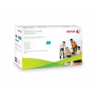 Product image of Xerox (Cyan) Replacement Toner Cartridge (Yield 4,100 Pages) for CLJ Series 3600