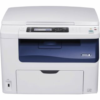 Product image of Xerox WorkCentre 6025 (A4) Color Multifunction Printer (Print/Copy/Scan/Email) 256MB 12ppm (Mono) 10 (Colour) 30,000 (MDC) GDI/USB/Wireless