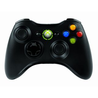 Product image of Microsoft Xbox 360 Wireless Controller for Windows (Black)