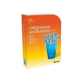 Product image of Microsoft Office Home and Business 2010 32-bit/x64 - Electronic Software Download (ESD)