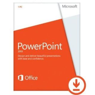 Product image of Microsoft PowerPoint 2013 32/64bit (English) PKL Online Download C2R NR