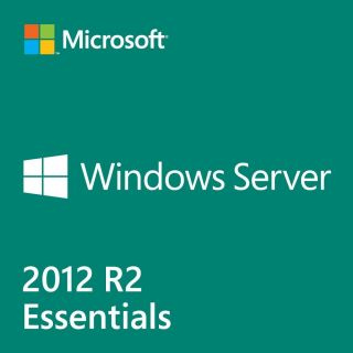 Product image of Microsoft Windows Server 2012 R2 Essentials (64-bit) 1 License English