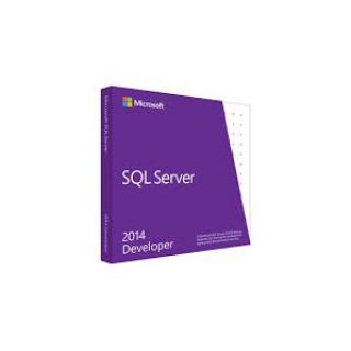 Product image of MICROSOFT - SERVERS SQL SVR  DEV 2014 DVD 1 CLIENT UK