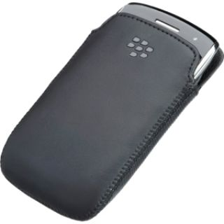 Product image of Brightpoint -  Accessories BB 9350/9360/9370 Pocket Line Plattern Black