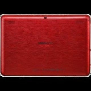 Product image of HANNSPREE HANNSpad SN1AT74 10.1 IPS Quad Core Tablet PC Red