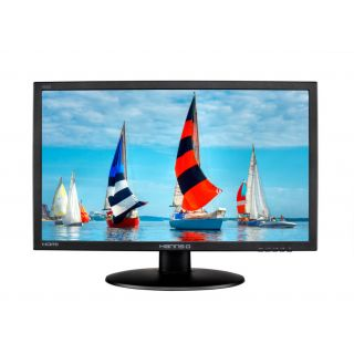 Product image of HannsG HS225HPB HS Series (21.5 inch) LED Backlit Monitor 1000:1 250cd/m2 1920 x 1080 8ms VGA HDMI