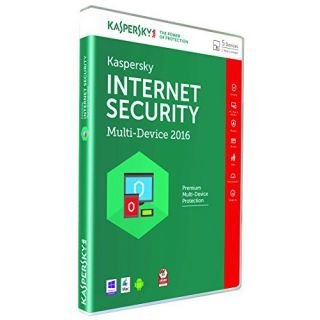 Product image of KASPERSKY LABS Kaspersky Internet Security Multi Device 2016 1 user 1 year DVD