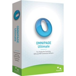 Product image of Nuance OmniPage Ultimate - Education edition - Online Validation*