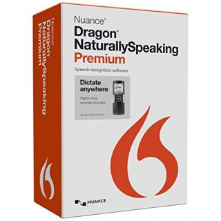 Product image of Nuance Dragon NaturallySpeaking 13.0 Premium International English - Mobile