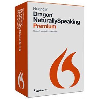 Product image of Nuance Dragon NaturallySpeaking 13.0 Premium International English Upgrade