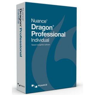 Product image of Nuance Dragon Professional Individual (English)