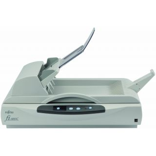 Product image of Fujitsu Fi-5015C (A4) Colour ADF/Flatbed Scanner