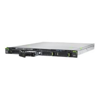 Product image of Fujitsu Primergy RX100 (S8) 1U Rack Server Intel Xeon E3 (1220) 3.10GHz 8GB DVD-RW