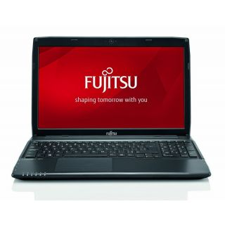 Product image of Fujitsu LIFEBOOK A544 Pro (15.6 inch) Core i5 (4210M) 2.6GHz 4GB 128GB (SSD) DVD WLAN BT W7 Pro 64-bit + Office 2013 Trial + Dual REC DVD Win8.1 Pro 64-bit + Win7 Pro 64-bit (Intel HD 4600)