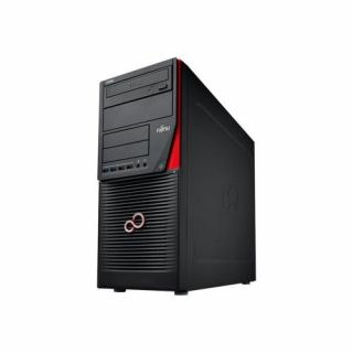 Product image of Fujitsu CELSIUS W550, i5-6700, 2x 4GB DDR4, Quadro K620 2GB, 1TB HDD, MCR, DVD-SM, Win10P+Win7P
