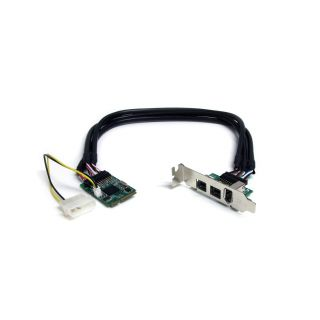 Product image of StarTech Mini PCI Express FireWire Card Adaptor