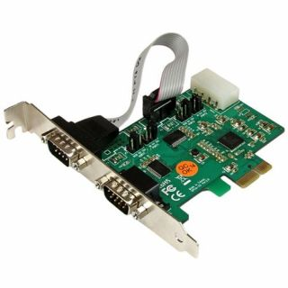 Product image of STARTECH.COM 2PORT HIGH SPEED 921K PCI EXPRESS SERIAL PORT CARD IN