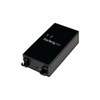 Product image of StarTech 1 Port Industrial USB to RS232 Serial Adapter with 5KV Isolation and 15KV ESD Protection