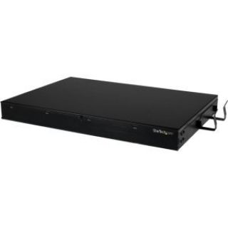 Product image of StarTech 1U Rackmount 4-Bay (3.5 inch) SATA / SAS External Hard Drive Enclosure