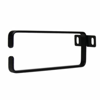 Product image of StarTech 1U Vertical Server Rack Cable Management D-Ring Hook - 2.2 x 5.9 inch (5.7 x 15cm)