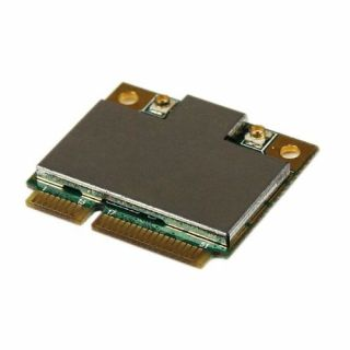 Product image of StarTech Mini PCI Express Wireless N Card 300Mbps Mini PCIe 802.11b/g/n WiFi Adapter - 2T2R