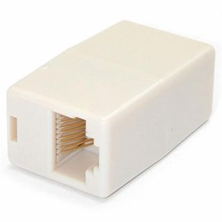 Product image of StarTech Cat5e RJ45 Modular Inline Coupler (10 Pack)