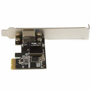 Product image of StarTech 1-Port Gigabit Ethernet Network Card - PCI Express, Intel I210 NIC
