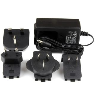 Product image of StarTech 9 Volt Replacement or Spare Power Adapter - M Barrel 2a (Black)