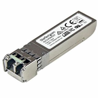 Product image of StarTech Gigabit Fiber SFP Transceiver Module - Cisco GLC-LH-SMD Compatible - SM/MM LC - 10km / 550m