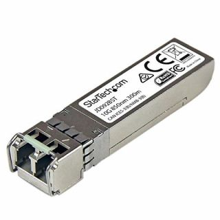 Product image of StarTech 10 Gigabit Fiber SFP+ Transceiver Module - HP JD092B Compatible - MM LC with DDM - 300m (984 ft)