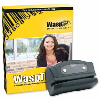 Product image of [Ex-Demo] WaspTime V6 Standard Barcode Clock Solution (Opened, product as new)*