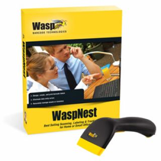 Product image of Wasp Barcode Technologies 633808390372 Wasp Nest CCD Suite (USB con)