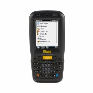 Product image of Wasp DT60 Mobile Computer with 46 Key QWERTY Backlit Keyboard