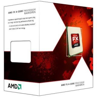 Product image of AMD FX 4-Core (FX-4350) 4.2GHz Processor 12MB