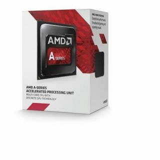 Product image of AMD Athlon Quad-Core (5350) 2.05 GHz Accelerated Processing Unit (APU) 2MB with Radeon R3 Series (PIB)