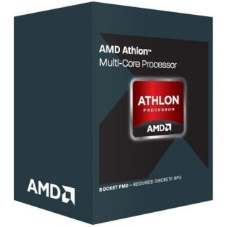 Product image of [Ex-Demo] AMD Athlon X4 Core 4 (860K) 4.0GHz Processor 4MB (Black Edition) (Opened / Thermal paste required)