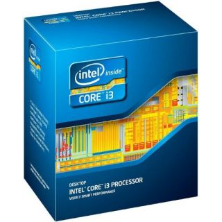 Product image of Intel Core i3 (3220) 3.3GHz Dual Core Processor with 3MB L3 Cache 5GT/s Bus Speed (Boxed)