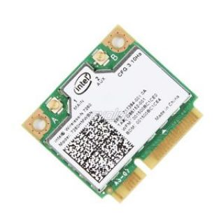 Product image of Intel Wireless-N 7260 - Network adapter - PCI Express Half Mini Card - 802.11b, 802.11g, 802.11n, Bluetooth 4.0 LE*