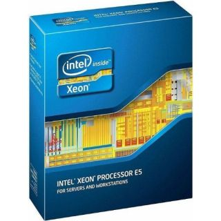 Product image of Intel Xeon Eight Core E5 (2640 v2) 2GHz 20MB L3 Cache Socket LGA2011 Processor with 7.2GT/s Bus Speed (Boxed)