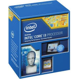 Product image of Intel Core i3 (4160) 3.6GHz Processor 3MB L3 Cache 5GT/s Bus Speed (Boxed)