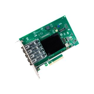Product image of Intel X710-DA4 (10Gb) Ethernet Converged Network Adapter (Retail Bulk)