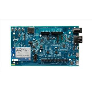 Product image of Intel Edison Kit for Arduino Single