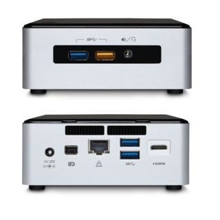 Product image of Intel NUC5I7RYH Next Unit of Computing (NUC) Core i7 (5557U) 3.1GHz Gigabit LAN WLAN BT (Intel Iris Graphics 6100)