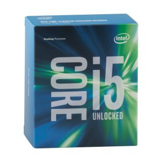 Product image of INTEL - CLIENT CPU CORE I5-6600K 3.50GHZ SKT1151 6MB CACHE BOXED IN